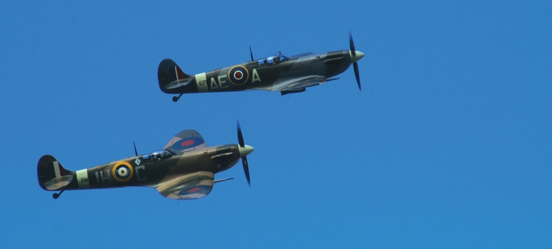 RAF Lincolnshire Celebrating 100th Anniversary