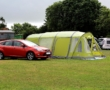 Campsite on the Lincolnshire Coast