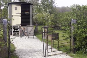 Longwool Shepherd Huts