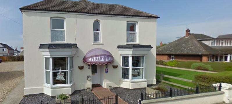 Myrtle Lodge Mablethorpe